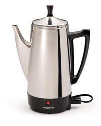 presto 12 cup coffee maker reviews