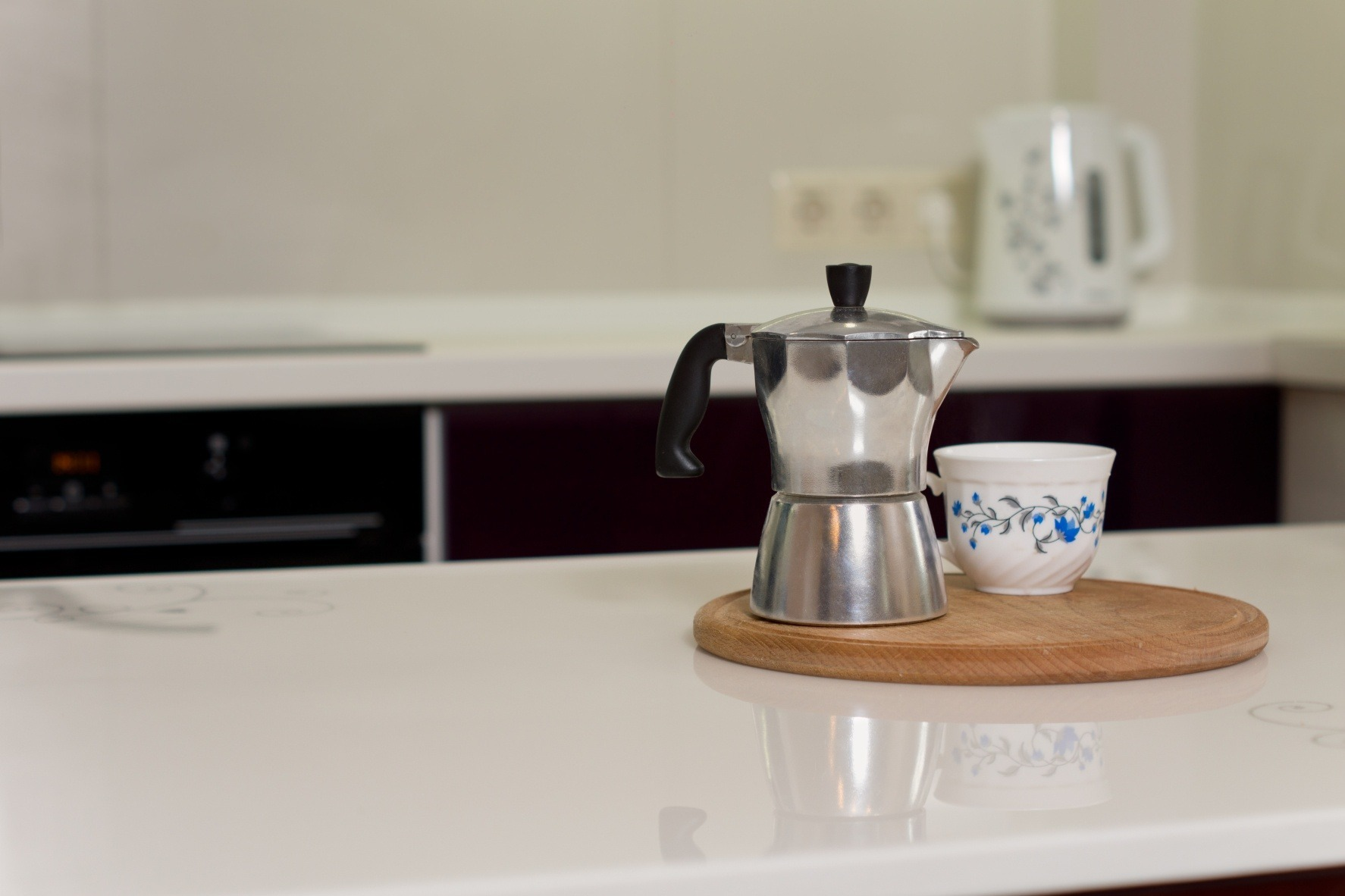 how to use a coffee percolator