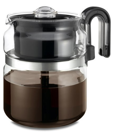 how does an electric coffee percolator work