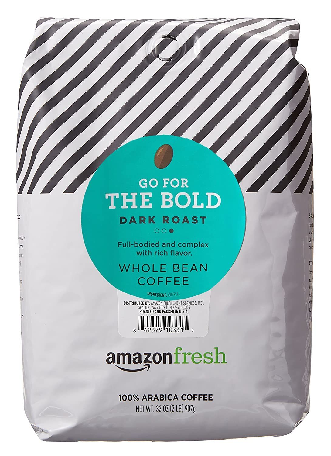 Dark Roast Whole Bean Coffee
