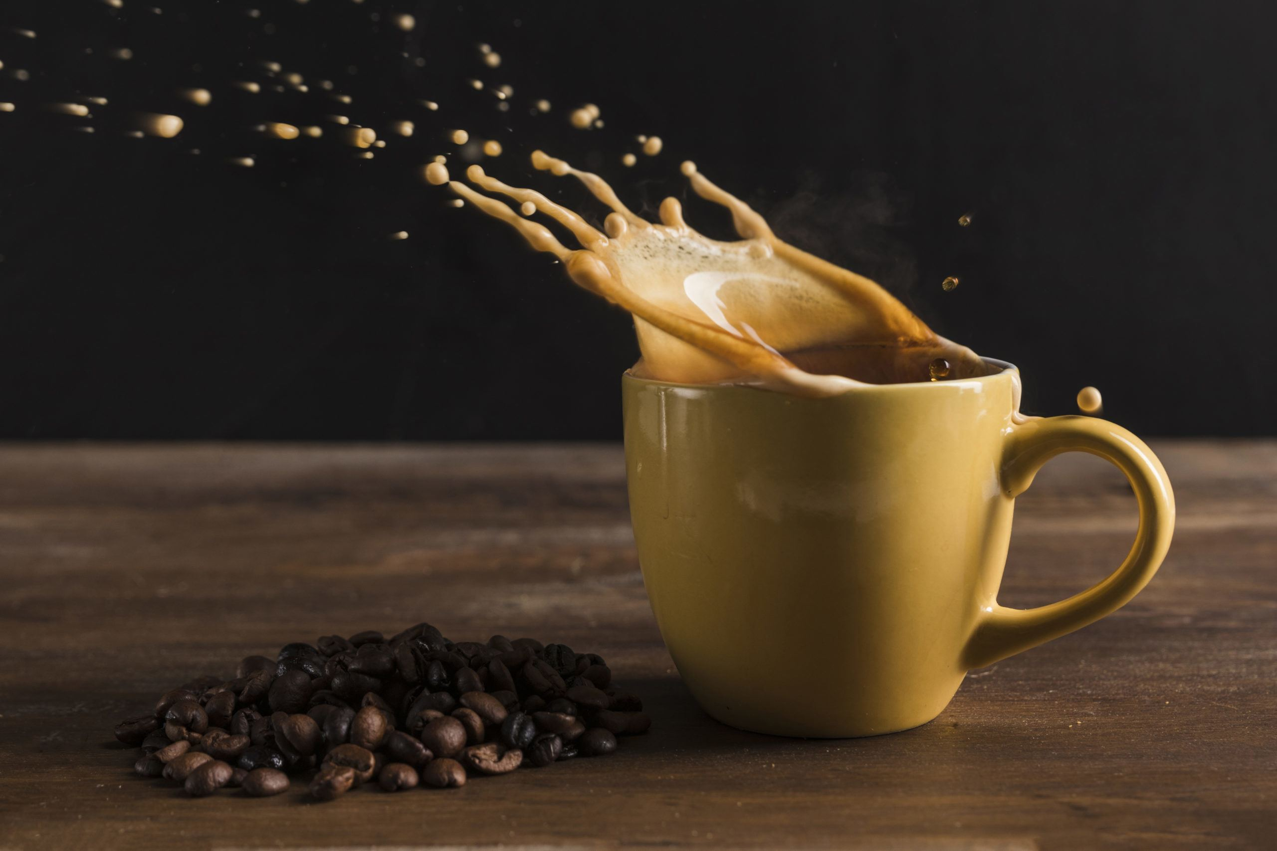 how to make flavored coffee syrups