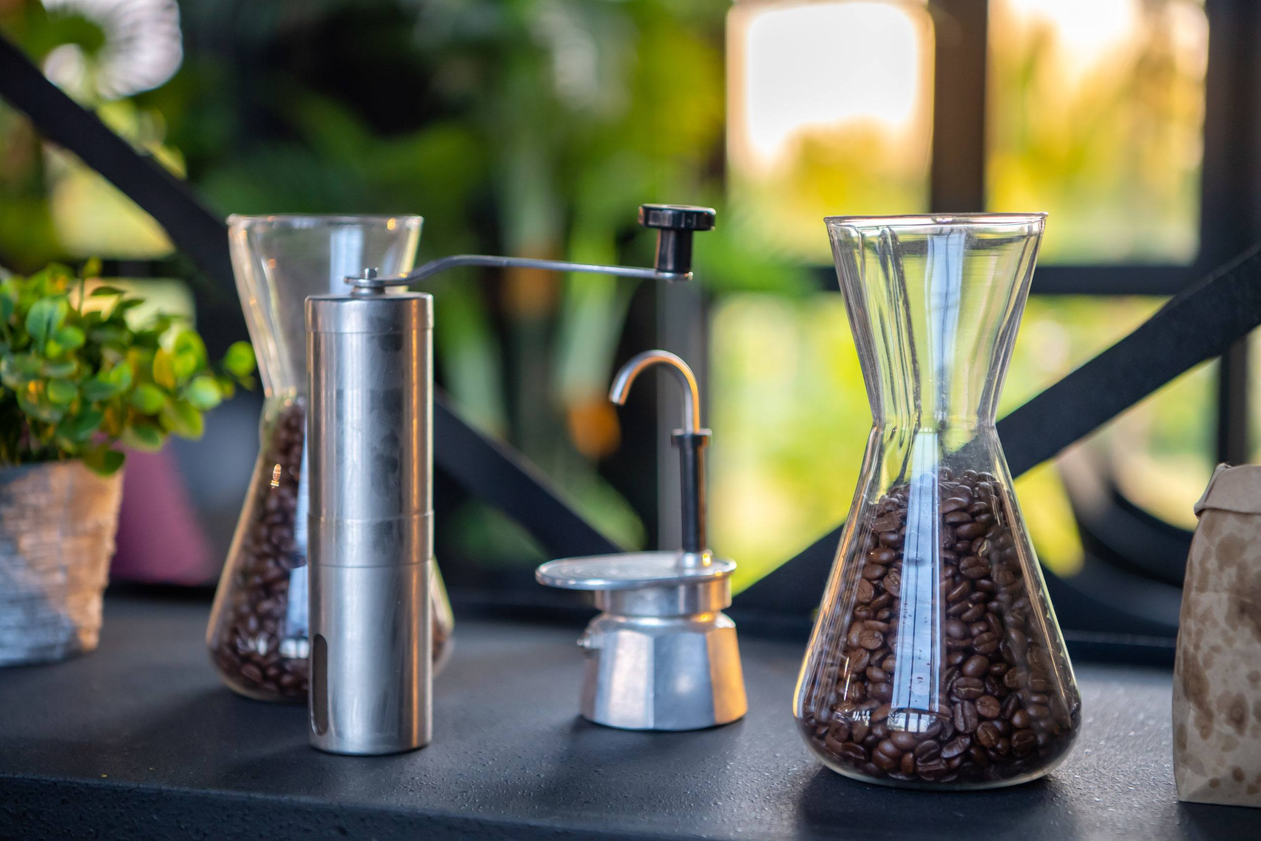 how to use electric percolator