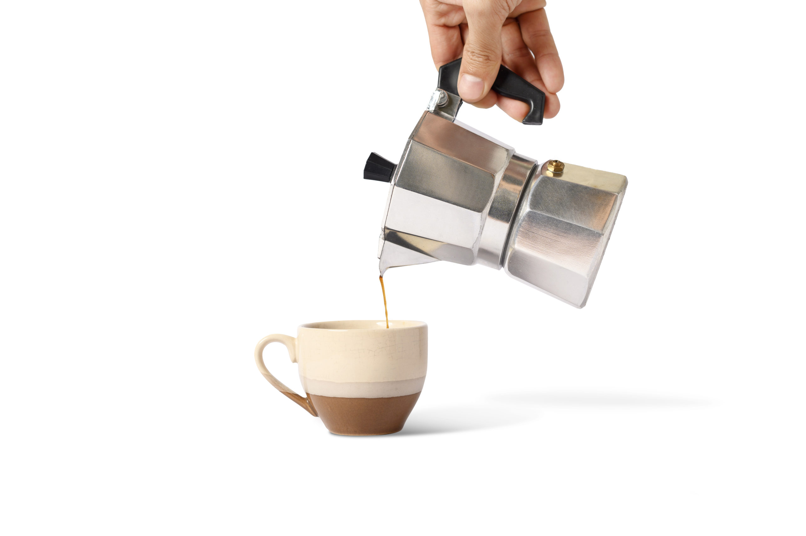 How to use coffee percolator