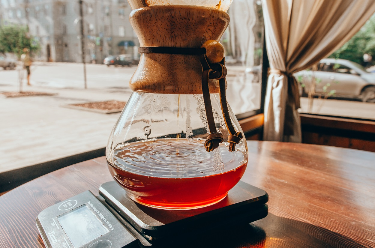 Chemex Drip Coffee Maker