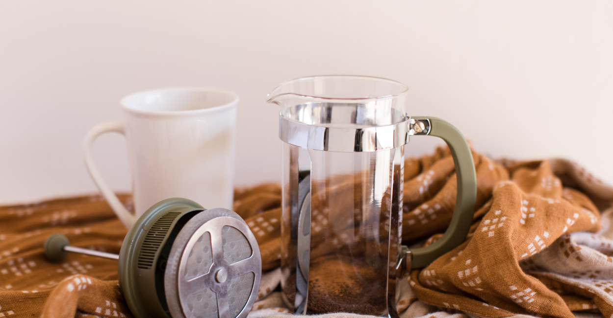 Best Ways to Clean a French Press