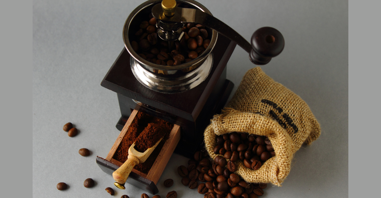 Easy Way How to Grind Coffee for Percolator 2