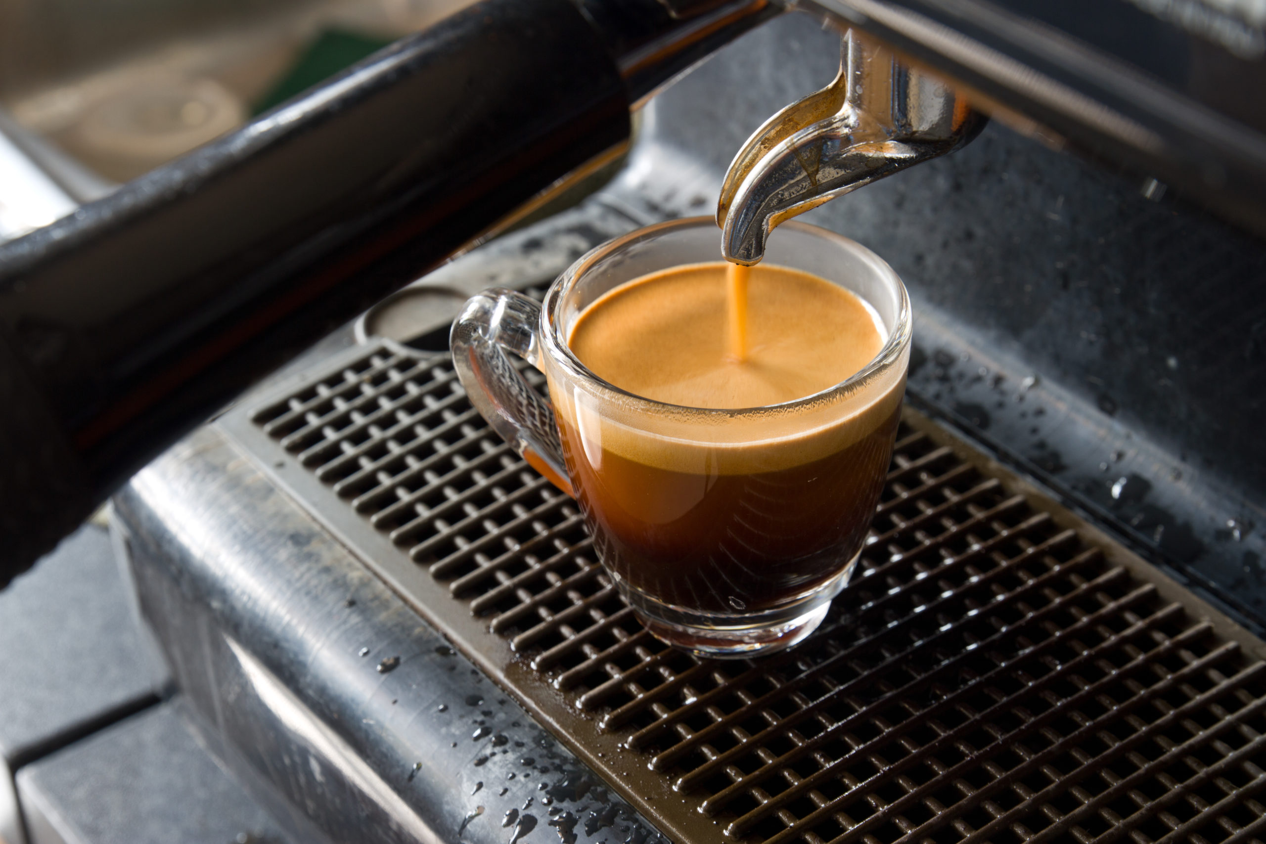 One of most popular types of Coffee - Espresso