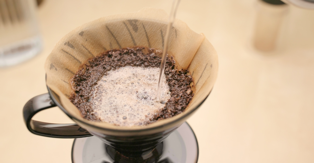 do you need a coffee filter for percolator