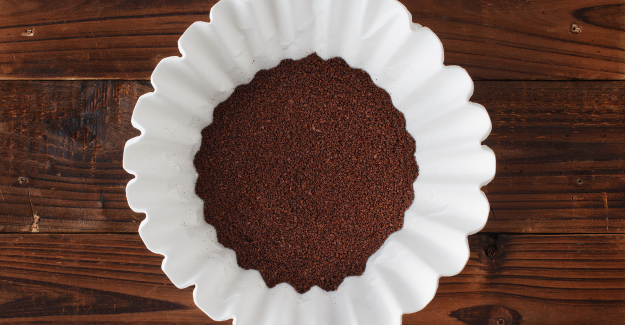 White Paper Coffee Filter