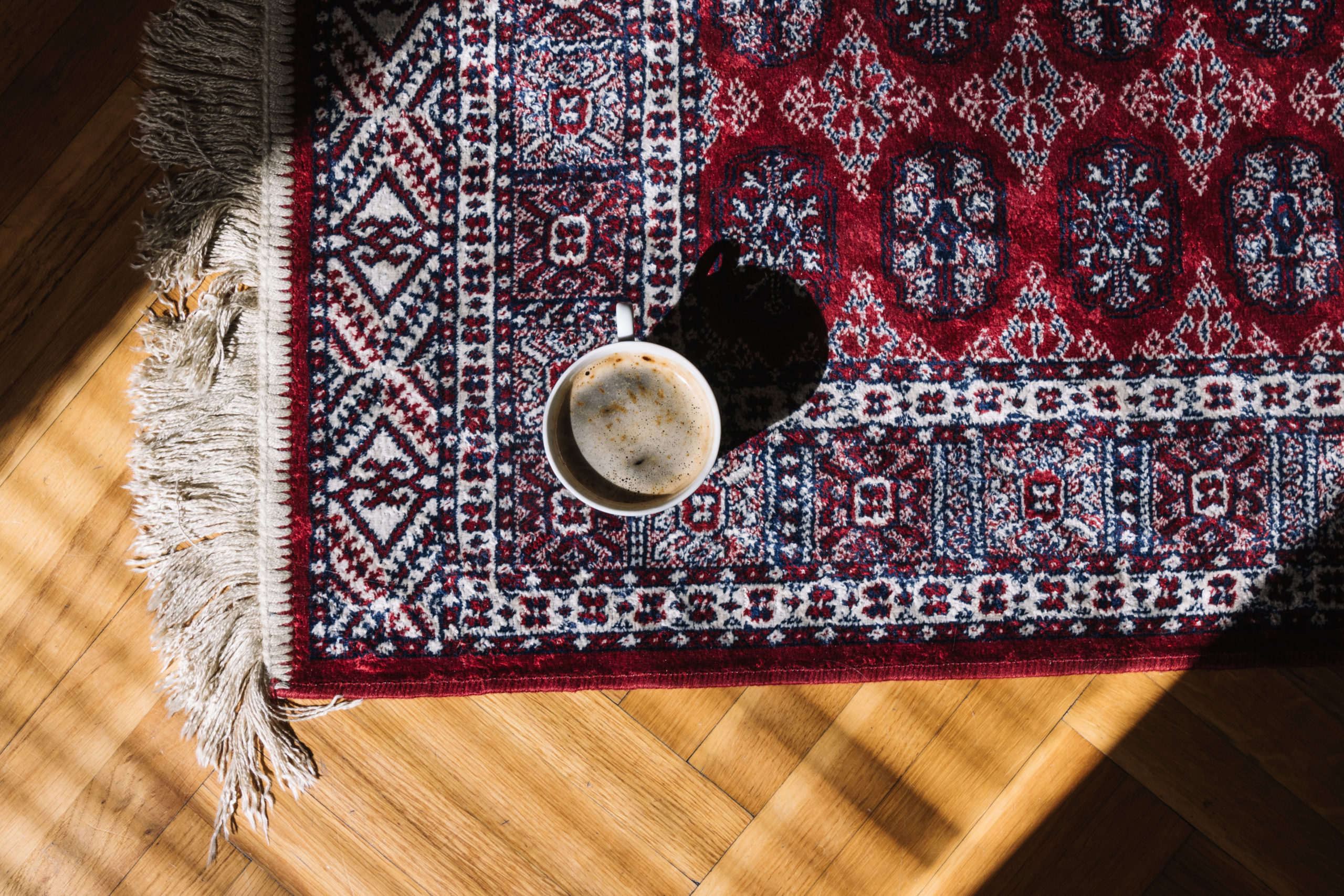 How to Get Coffee Out of Carpet